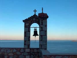 The Chapel Bell by flutterking