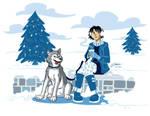 Happy Holidays! by VanessaSatone