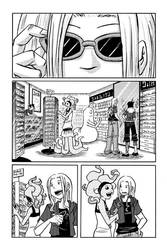 Sunglass Shopping by VanessaSatone
