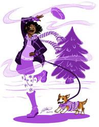 Merry Christmas! by VanessaSatone