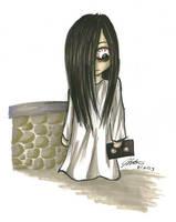 Sadako Loves You by VanessaSatone