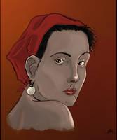 Portrait by Baroni-BABe