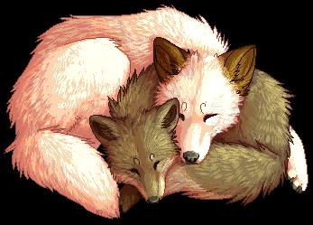 YenaYena pixel by pandapoots