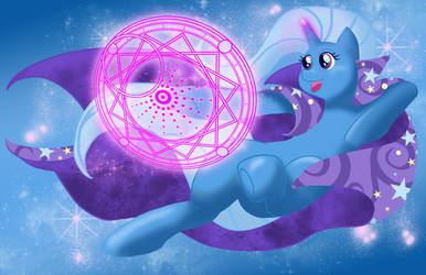 Great and Powerful by Nytewell