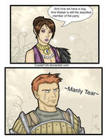 DAO: Something with Alistair by Crystal124