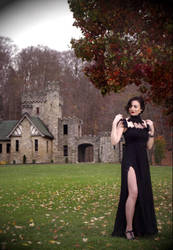 Castle goth by charkboy