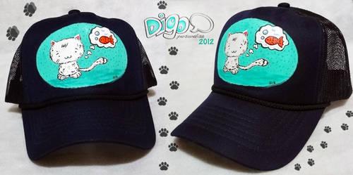 Slurp gorra by digo-personaliza