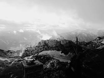 Berge by bearchen