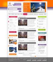 Travel Agency by mece888