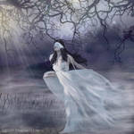 Woman In White by Chanine1