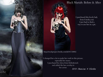 Black Mariah: Before and After by Chanine1