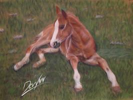 Flash - Pastel by Devynn