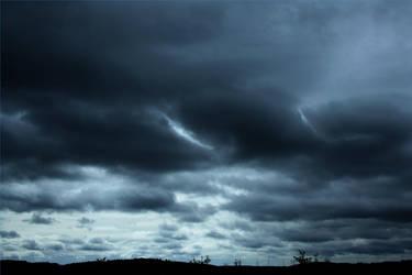 Distant Thunder by ElyneNoir