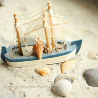 Sail Away by ElyneNoir