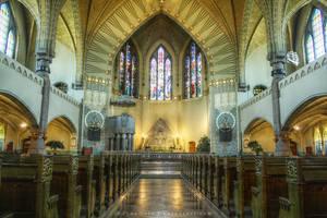 Church by ElyneNoir