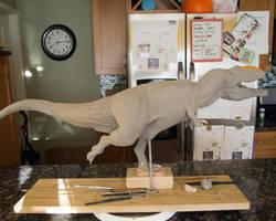 Giganotosaurus by nwfonseca