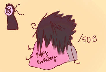Unhappy Birthday. to. you. by LzzleFzzle