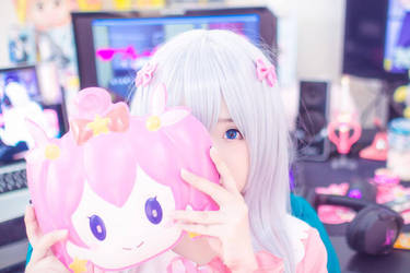 Sagiri Izumi 1 by myFictionT