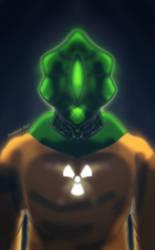 Nuclear Man by KanggeRayHaan