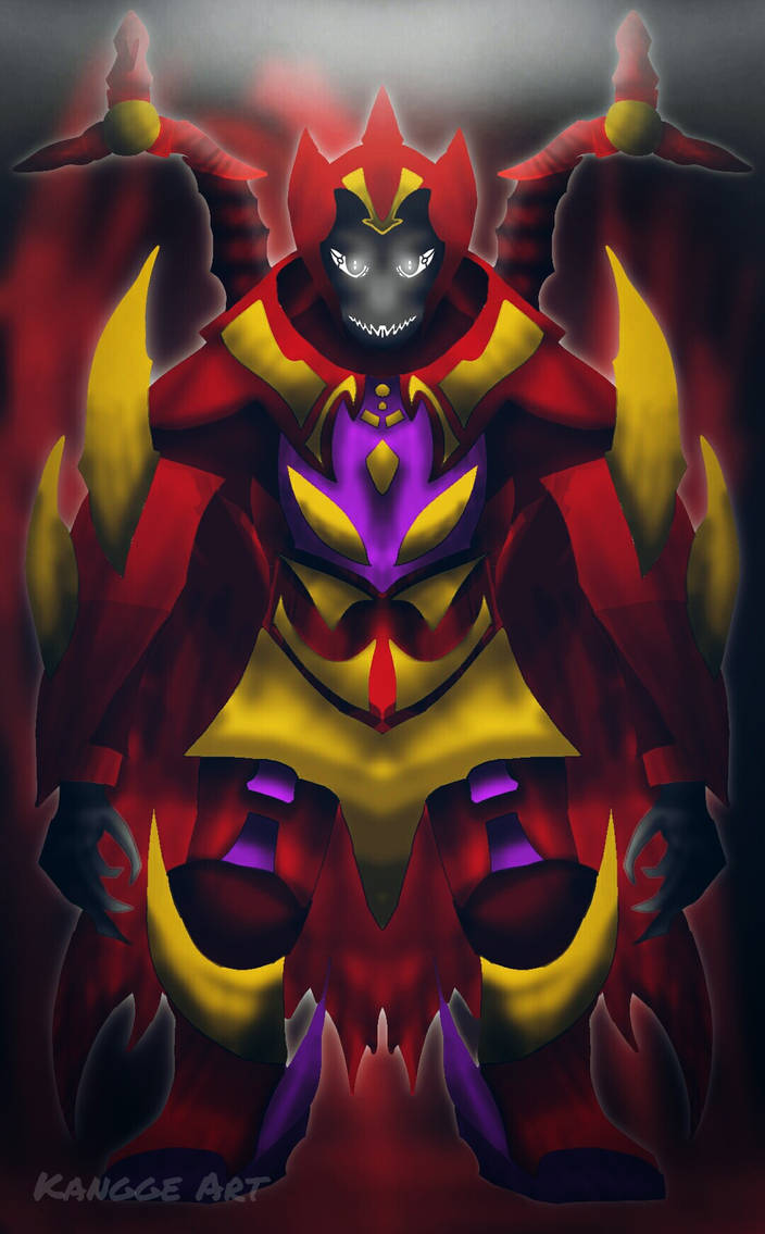 The first leader of Xymor Planet (Villain OC) by KanggeRayHaan