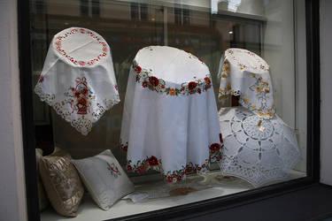 Praguer Embroideresses' Golden Hands by DamaInNero