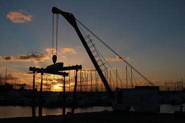 52 Sunsets In Alghero: Week 5 by DamaInNero