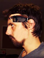 Cyborg Jenkins HDD Head by jenkins08