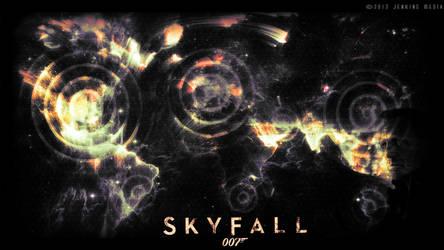 007 Skyfall Fanart Wallpaper by jenkins08