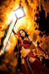 blood elf world of warcraft 2 by illyne