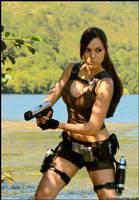 Lara Underworld.... by illyne