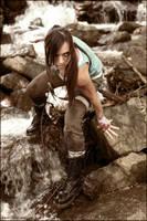 lara croft.... by illyne