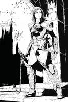 Meagan marie ( castlevania cosplay) by illyne