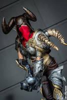 Demon Hunter by illyne