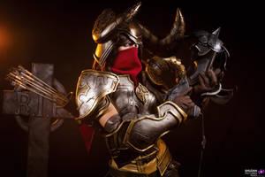 Demon Hunter by Shudan by illyne