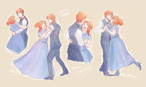 Dancing by ElliPuukangas