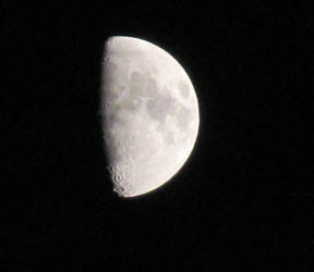 Moon 2 by RanzidBlud