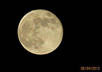 Moon 3 by RanzidBlud