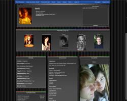 MySpace by raknor