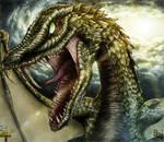 Sky Dragon by free4fireYouTube