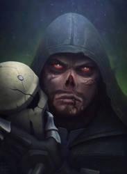 Overwatch Reaper fanart by free4fireYouTube