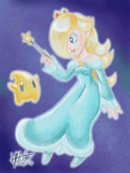 Mario: Rosalina by NeroStreet