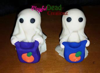 Ghostie Trick R Treaters by PlayfulDead