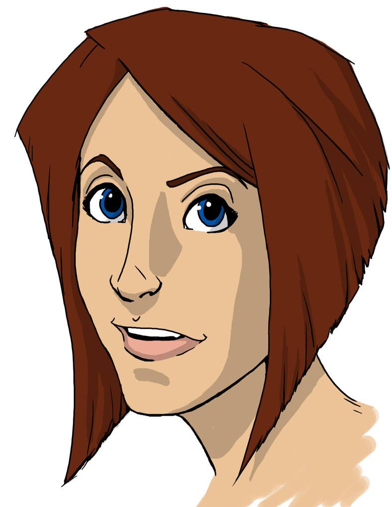 Val Portrait by Superfluous-Lore