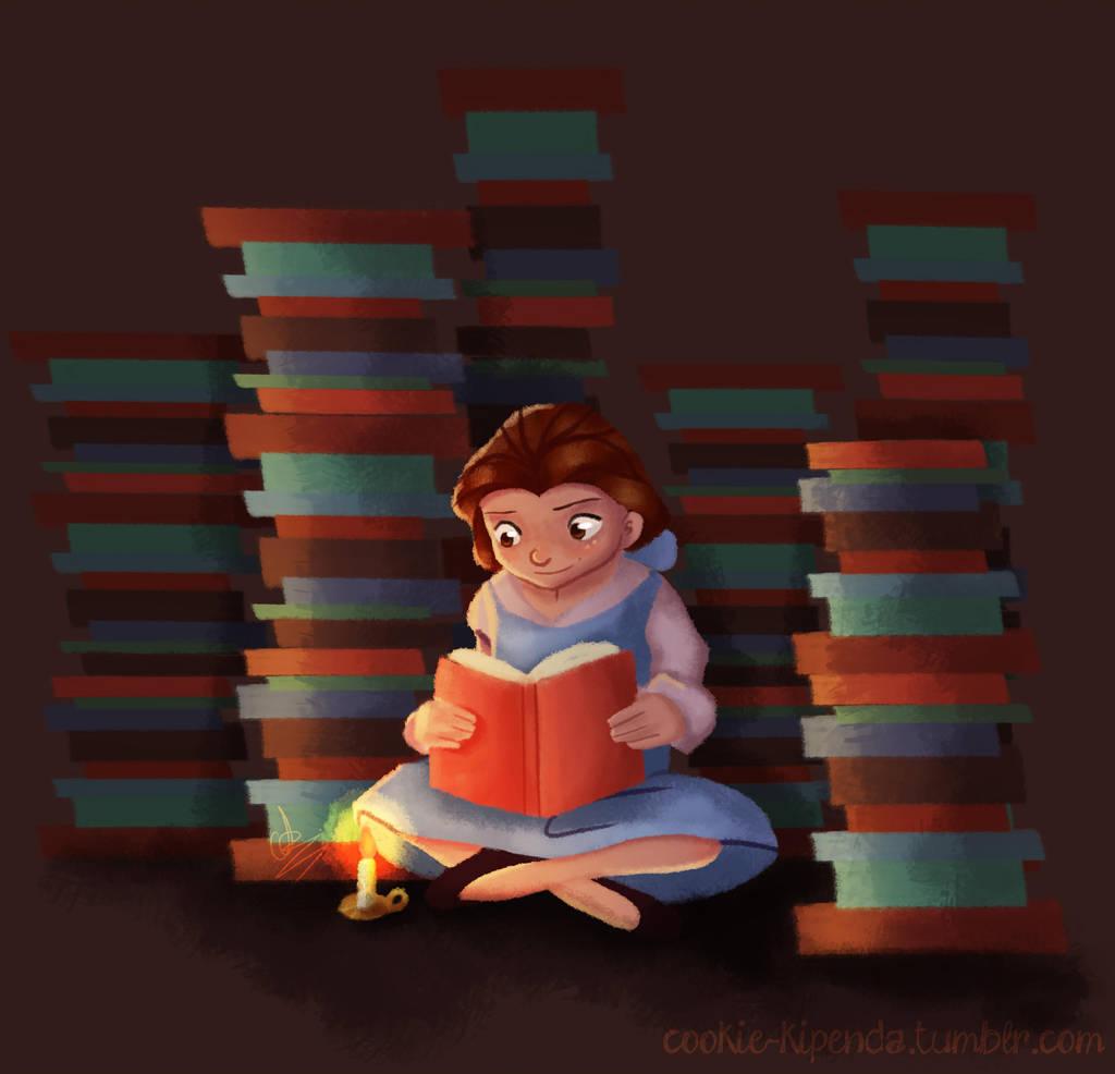 So Many Books by CookieKipenda