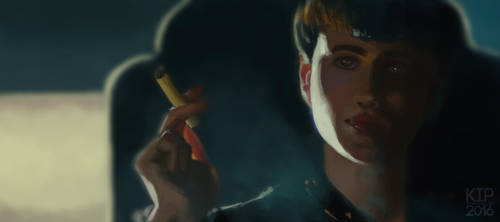 Ambiance Couleur et Blade Runner by CookieKipenda
