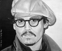 Johnny Depp - Paris 2011 - 3 by shaman-art