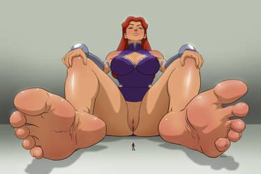 Commission A Fire Goddess by Einom
