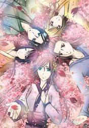 Sakura Biyori by Bob-Raigen