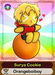 Surya Cookie by Bob-Raigen
