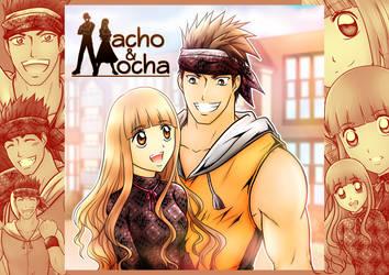 MACHO and MOCHA by Bob-Raigen